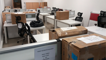 Ofis ve Şirket Nakliyesi